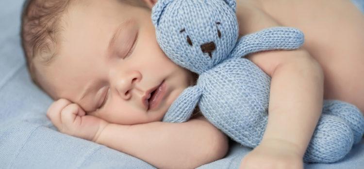 Prezent dla niemowlaka —co wybrać?