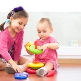 Zabawki awiek dziecka