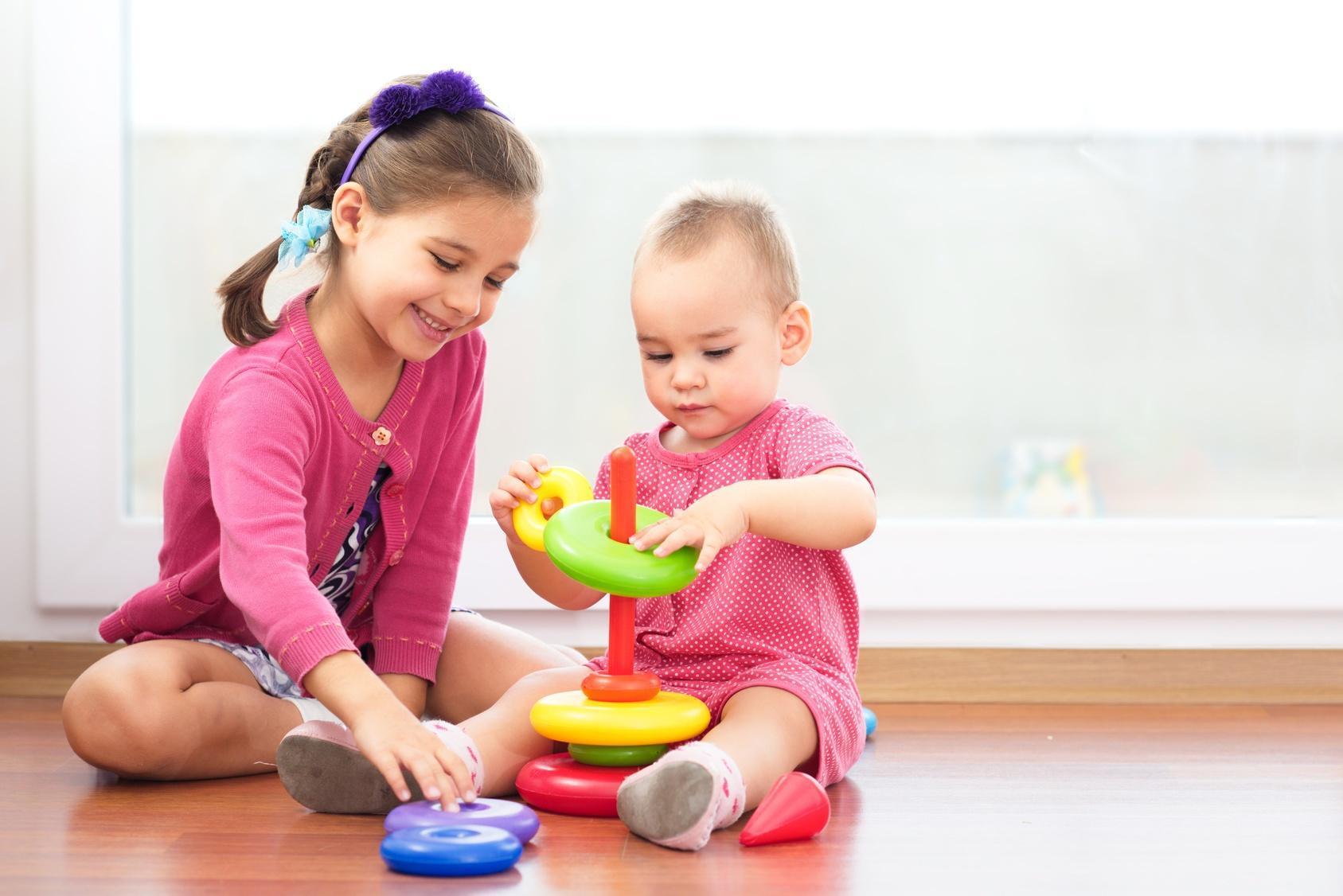 Zabawki a wiek dziecka